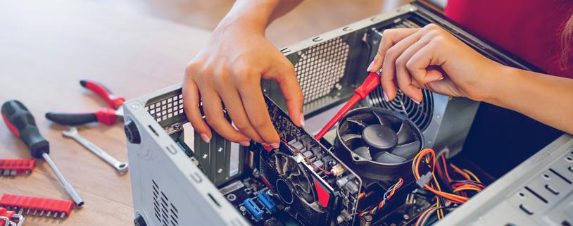 Computer Technicians Does Laptop Repairs